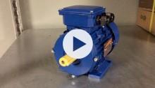 Электродвигатель 71А2 видео